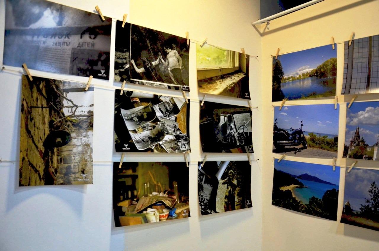 Фотохудожник Роман Адлер открыл первую персональную выставку в России