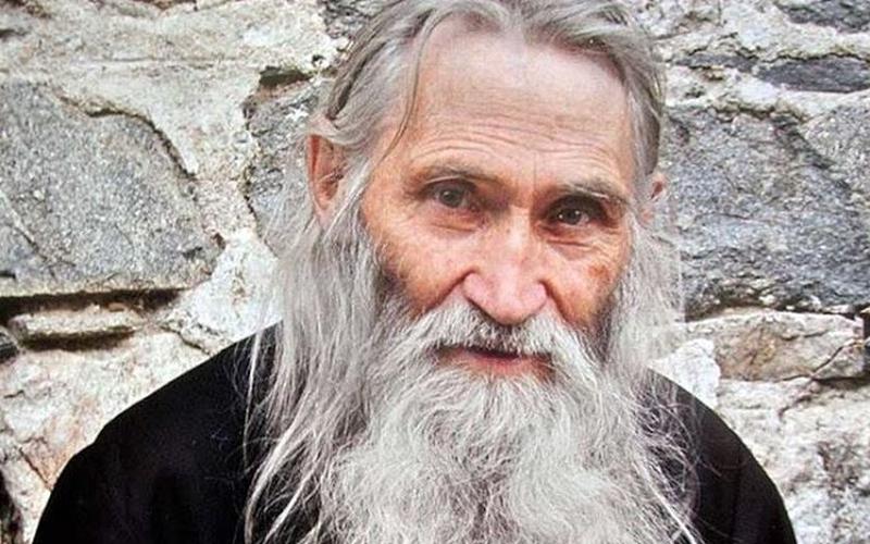 фото: Лавр Пустынник, написавший пророческую картину, рассказал о своей жизни в монастыре