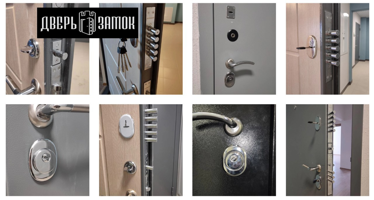фото: Эстетично красиво, тихо и прочно - двери и замки от ЗамокСПб