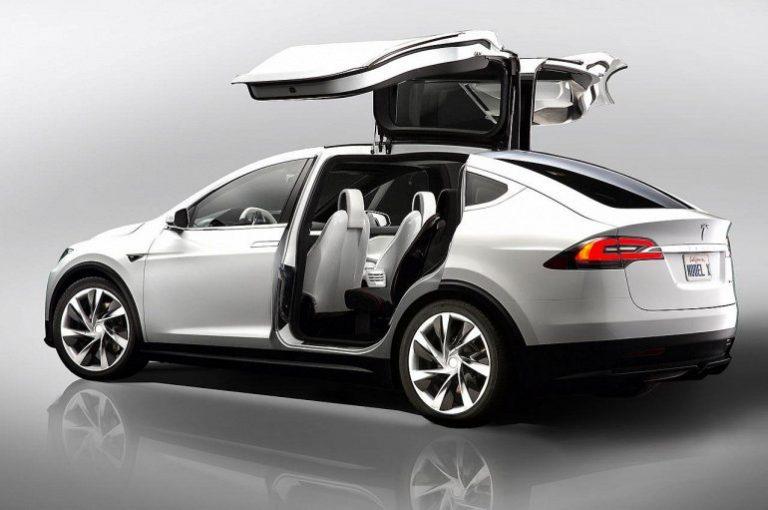 В обновленной Tesla Model X появится рекуператор