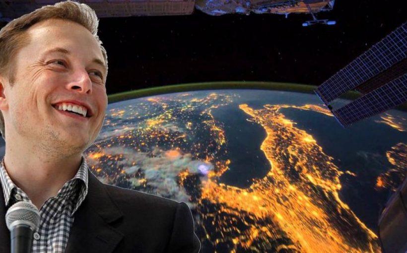 Илон Маск пообещал раздавать интернет Starlink для российских пенсионеров бесплатно