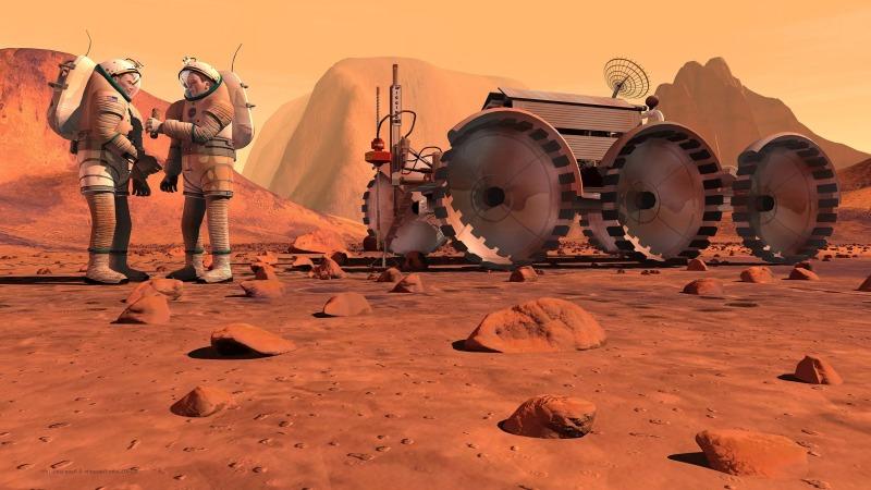 Таджики согласились на черновые работы в планах колонизации Марса