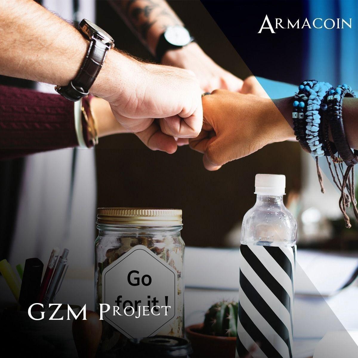 ICO Armacoin — первая в мире децентрализованная площадка для маркетинга