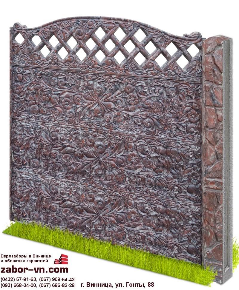 О преимуществах бетонных заборов