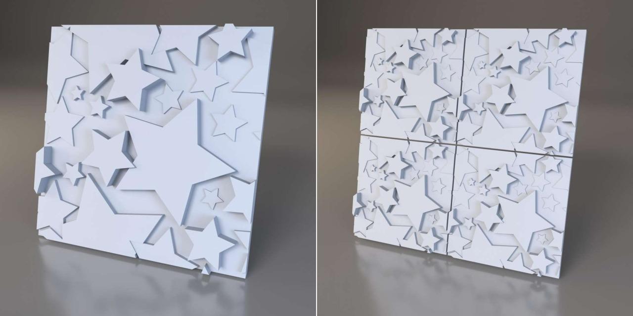 Cовременные материалы для внутренней отделки стен — панели из ППУ