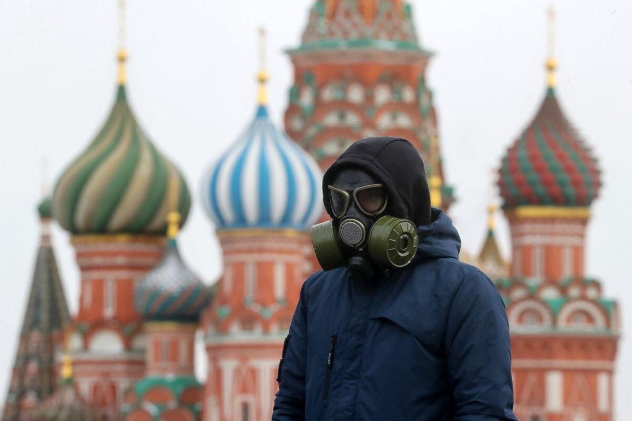 Россию ждет самый мощный локдаунд в мире